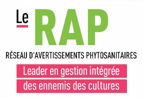 Réseau d'avertissements phytosanitaires (RAP)
